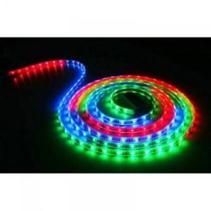 LED pásek RGB 30LED/m 7.2W/m role 5m
